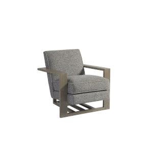 Teague Gray 31-Inch Chair