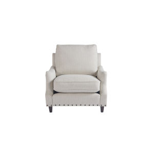 Tucker Beige 37-Inch Chair