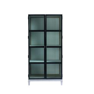 Midtown Flannel Simon Display Cabinet