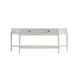 Midtown Flannel Console Table