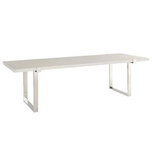 Paradox Ivory Paradox Dining Table