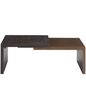 Onyx Wells Cocktail Table