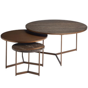 Onyx Cagney Bunching Table