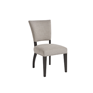 Ryder Black and Grey Dining Chair, Set of 2