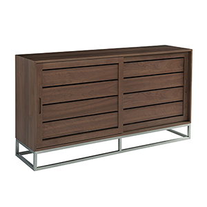 Logan Brown Entertainment Console
