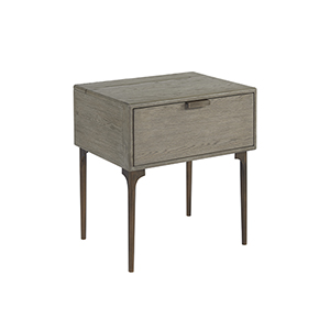 Lawson Grey Nightstand