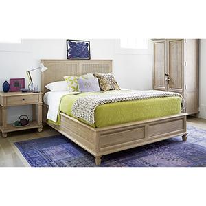 Aiden Brown Complete King Storage Bed