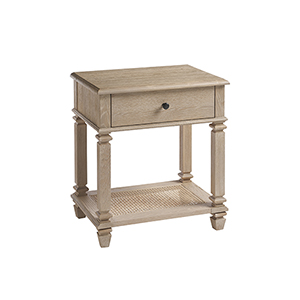 Aiden Brown Nightstand