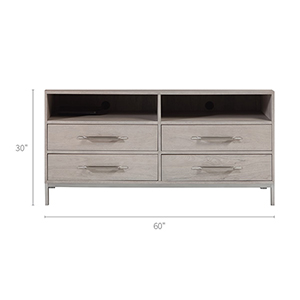 Onslow Grey Entertainment Console
