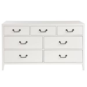Anson White Dresser Chest