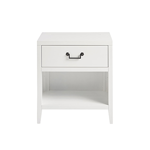 Anson White Nightstand