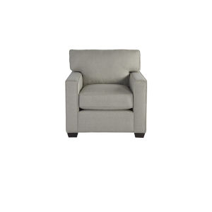 Sterling Gray 36-Inch Chair