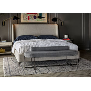 Nina Magon Sunday Cafe Upholstery Queen Bed