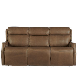 Watson Bronze Moore Giles Leather Motion Sofa