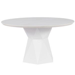 Miranda Kerr Geranium White Lacquer Dining Table