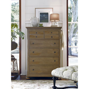 Down Home Oatmeal Drawer Chest