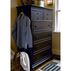 Down Home Molasses Drawer Chest