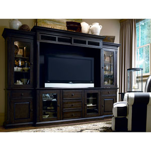 Down Home Entertainment Wall System
