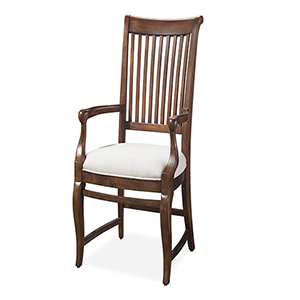 Dogwood Brown Arm Chair