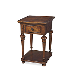 Dogwood Brown End Table