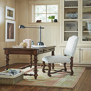 The Note-Worthy Desk, Brown