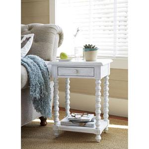Dogwood White Side Table