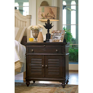 Tobacco Door Nightstand