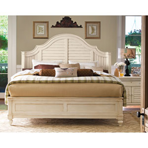 Steel Magnolia Linen Complete Queen Bed