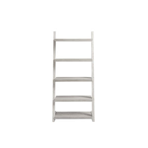 Sea Salt and Sand Five Open Shelves Bookcase