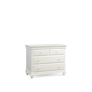 Classics 4.0 Summer White Single Dresser