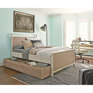 My Room Grey Trundle Bed ONLY