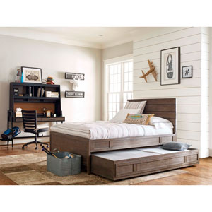 My Room Brown Trundle Bed ONLY