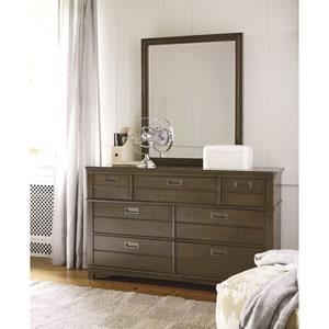 Varsity Jersey Dresser Mirror