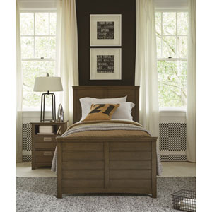 Varsity Jersey Reading Twin Bed