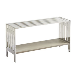 Axis Symmetry Bed End Bench