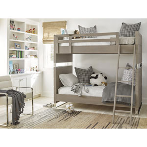 Axis Symmetry Twin Bunk Bed