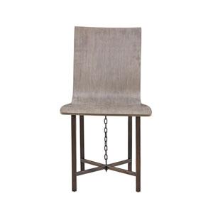 Scrimmage Greystone Poplar Solids Chair
