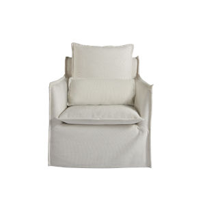Escape Daily Snow 32-Inch Swivel Chair