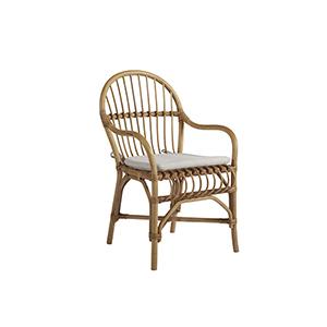 Escape Brown Sanibel Arm Chair- Set of 2