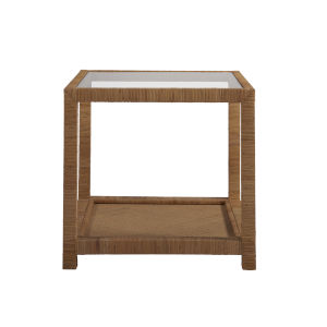 Escape Sandbar Long Key End Table