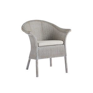Escape Light Gray Bar Harbor Dining and Accent Chair