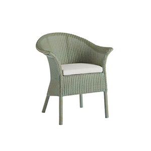 Escape Green Bar Harbor Dining and Accent Chair