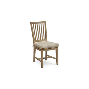 Terrace Gray Side Chair- Set of Two
