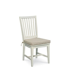 Washed Linen Side Chair