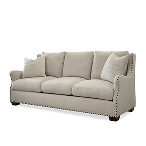 Connor Belgian Linen Sofa