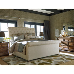 The Boho Chic Complete King Bed