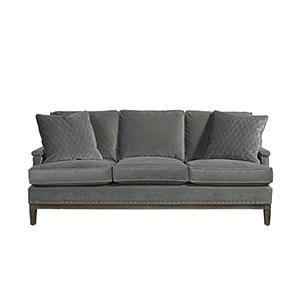 Curated Gray Prescott Sofa