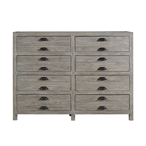 Curated Greystone Gilmore Drawer Dresser