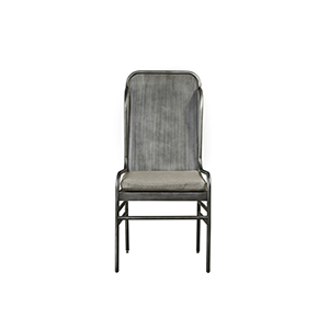 Curated Greystone Metal Academy Chair