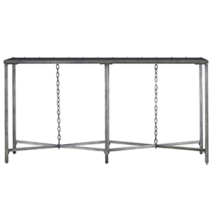 Curated Greystone Eliston Console Table